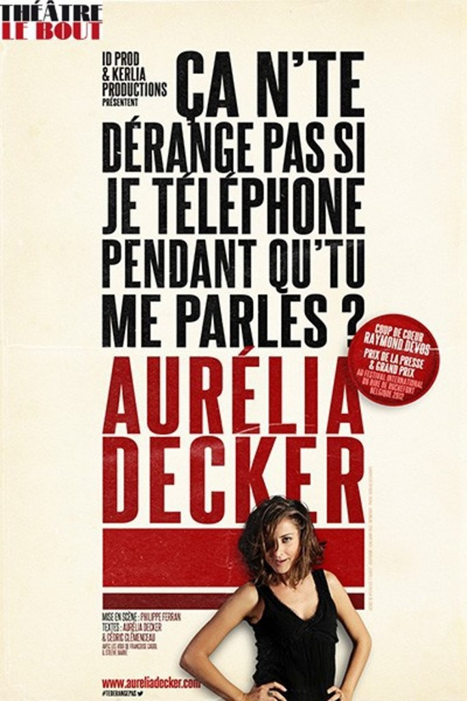Affiche Decker