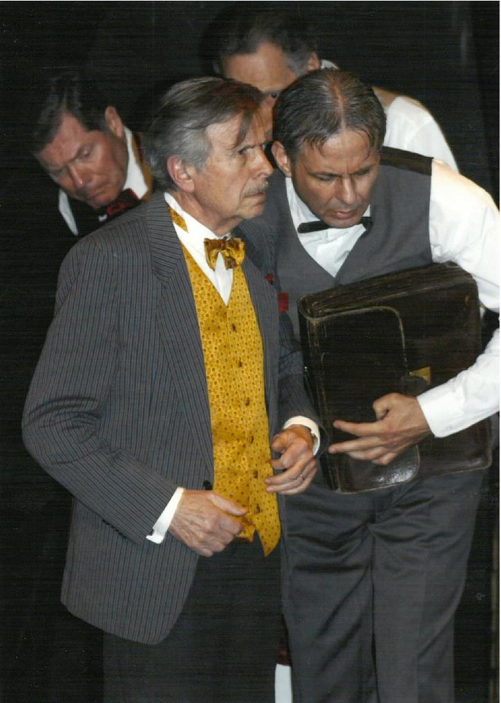 D. MARTY, J. VERNIER & P. OUDOT