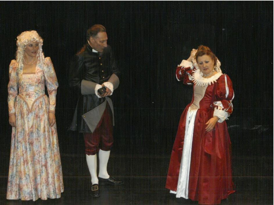 C. ROULEAU, JC. PERRIER & L. VERNIER